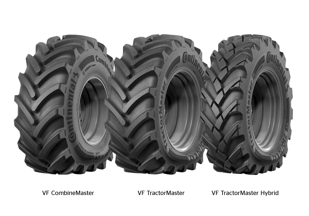 Tires VF-Technologie white