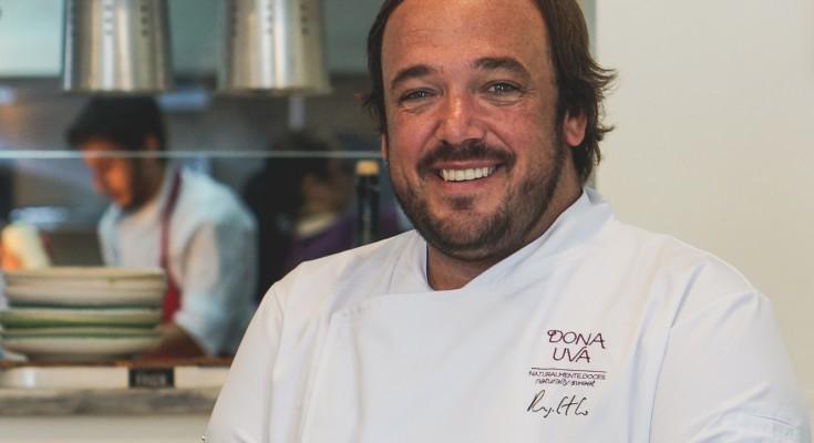 Dona Uva & Chef Rodrigo Castelo