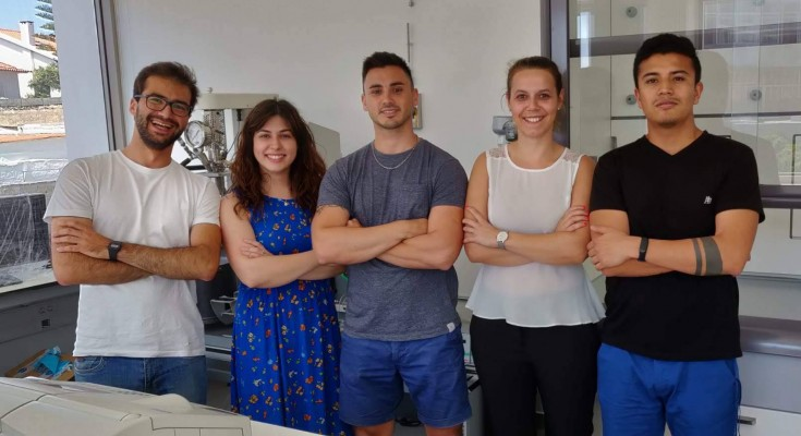Equipa investigadores AgroGrIN Tech